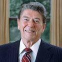 Pres. Ronald Reagan