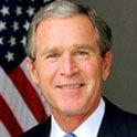 Pres. George W. Busht